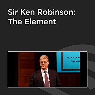 Sir Ken Robinson: The Element cover art