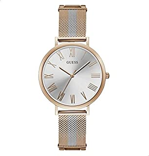 Guess Dress Watch for Women, Mixed, Analog - W1155L4