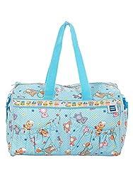 Mee Mee Multifunctional Diaper Bag with Multiple Pockets (Light Blue),Me N Moms,MM-04 BAG_Light Blue