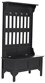 Best storage bench with hooks Reviews