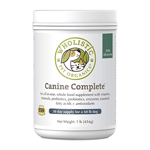 dog supplements for homemade food