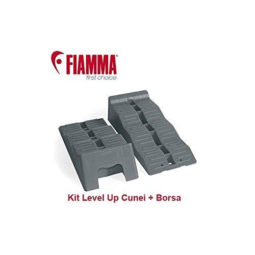 Cuñas niveladores Kit Level Up Fiamma Bolsa resistente estabilizadores Camper