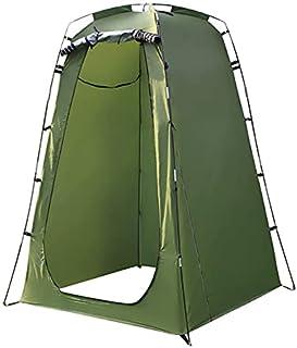 Bärbar integritet dusch toalett camping pop up borttagbart tält kamouflage anti-UV funktion utomhus klädnad tält fotografi...