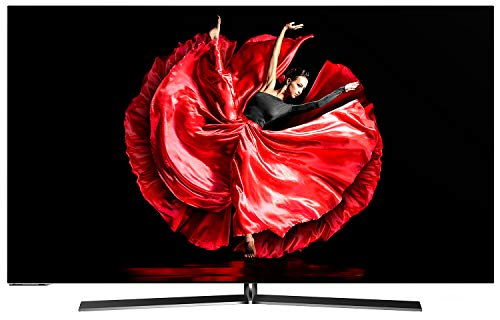 HISENSE H55O8BE TV OLED Ultra HD 4K, Dolby Vision HDR, Wide Colr Gamut, Dolby Atmos, Super Slim Design, Smart TV VIDAA U3.0 AI, Triple Tuner