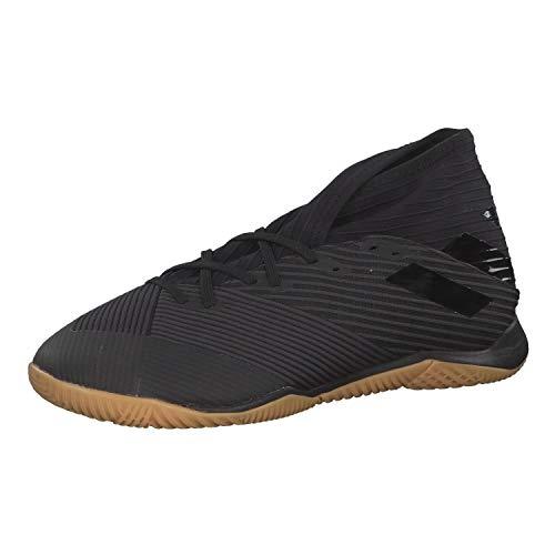 adidas Herren Nemeziz 19.3 In Laufschuh, Black/Utility Black, 42 EU