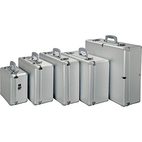 "ALUMAXX Attaché koffer /""MINOR/"" Aluminum silber"