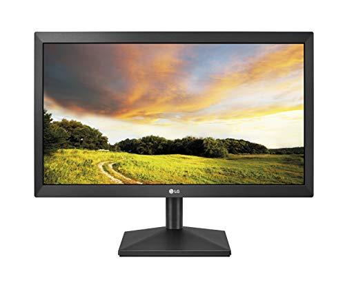 LG 20MK400A-B Monitor, 19.5
