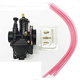 Maple 28mm Carburetor with power jet For racing scooter Dirt Pit Bike ATV Quad Motorcycle replacement Keihin OKO PWK28 Carb