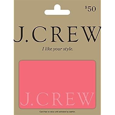 J.Crew Gift Card $50