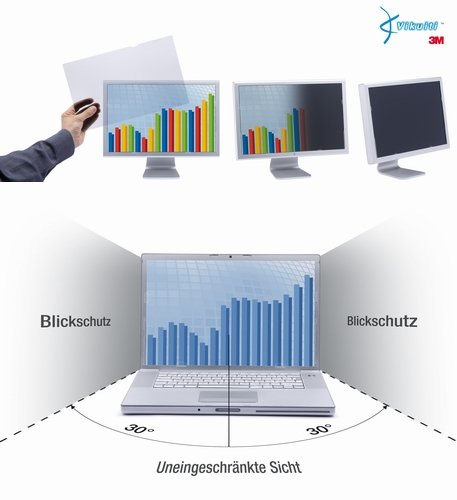Vikuiti Blickschutzfilter passend für Lenovo ThinkPad T470p