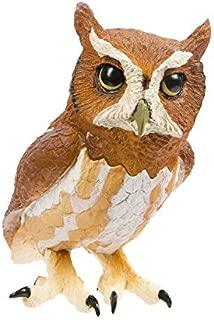Safari Ltd Incredible Creatures Eastern Screech Owl