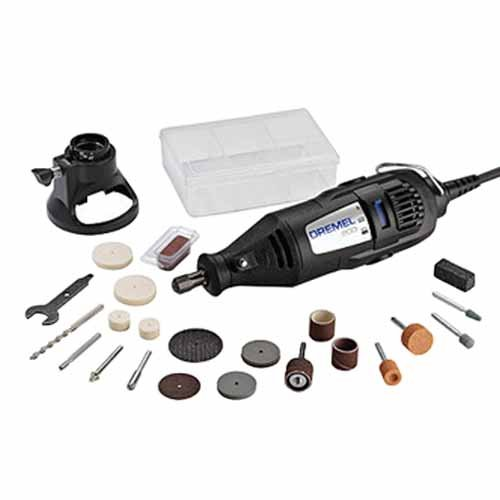 35 accessoires-F0138050JF Dremel 8050-35 7.2 V Micro Sans fil Multi Tool Kit