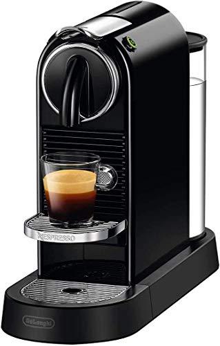 Nespresso EN167.B Citiz Macchina per Caffè Espresso di De'Longhi, Nero