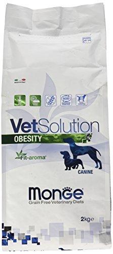 Monge Vetsolution Cane Obesity kg. 2 Cibo Secco per Cani