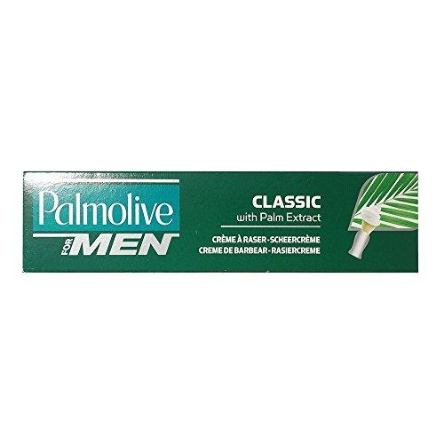 Palmolive Rasiercreme Classic mit Palmextrakt 4-er Pack
