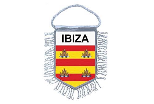 Akachafactory Wimpel minivlag vlag vlag vlag minivlag Spanje Ibiza