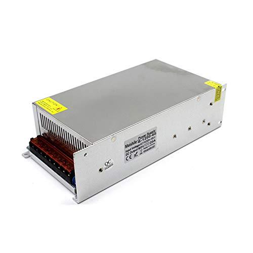 MEISHILE 60V 20A 1200W LED Fahren Netzteil Schaltnetzteil Die Industrielle Energieversorgung Transformator CCTV 220VAC-DC60V Stromversorgung 1200 Watt