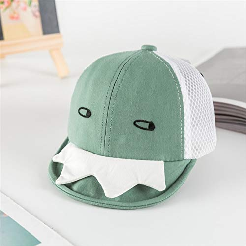 La più nuova estate neonato ragazza ragazzo cappello da sole cappello berretto di cotone berretto da baseball di snapback dell'orso a strisce del fumetto cappelli per bambini cappellini secchio-a36