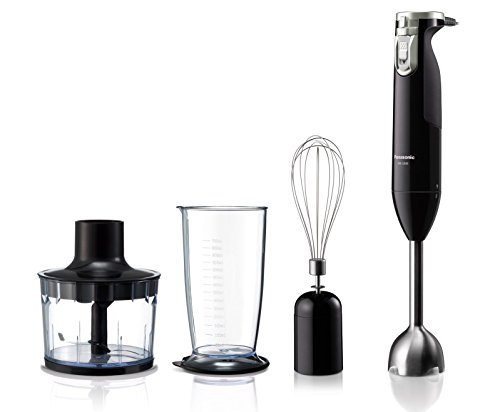 Panasonic Hand Blender Black MX-S300-K