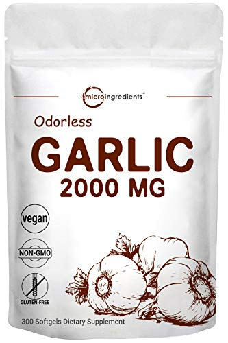 raw garlic extract