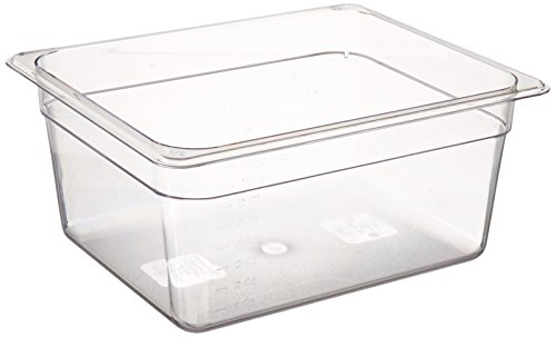 Winco 1/2 Size Pan, 6-Inch