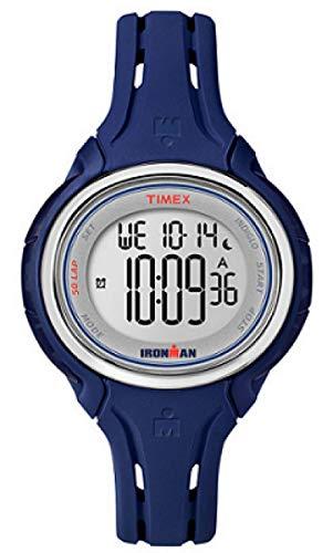 Timex Damen Digital Quarz Uhr mit Silikon Armband TW5K90500