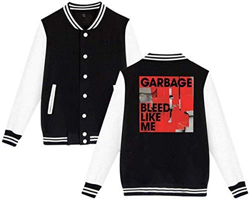 Müll & Acirc; & Euro; Bleed Like Me Erwachsene Baseball Uniform Jacke Sport Coat S