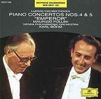 ベートーヴェン:P協奏曲4&5
