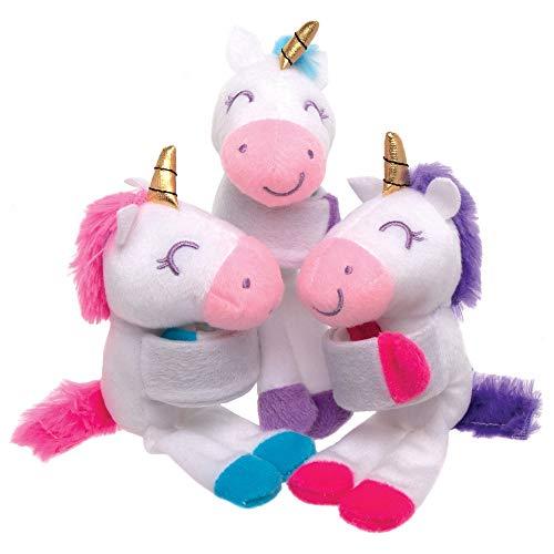 Baker Ross AT781 Hugging Unicorn Plush Pals