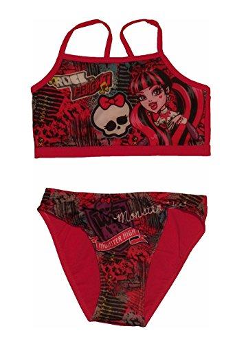 Monster High Tankini Bikini Pink (116)
