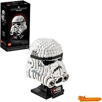 647-Pieces LEGO Star Wars Stormtrooper Helmet Building Kit