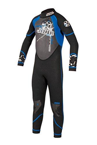 Jobe Full Suit Rebel Youth Blue 3mm Kinder Neoprenanzug, Größe wählen:134-140 (M)