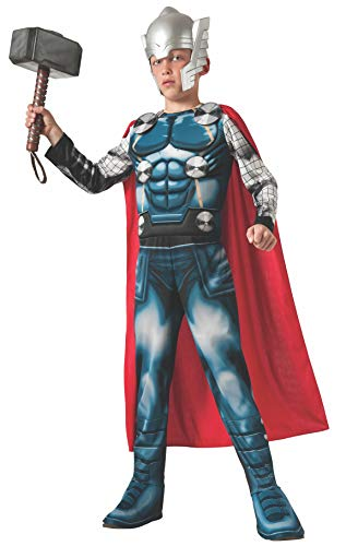 Marvel Universe Avengers Assemble Thor Deluxe Costume, Small