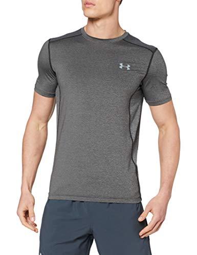 Under Armour Herr UA Raid kortärmad T-shirt Kolljung/kol ljung/stål L