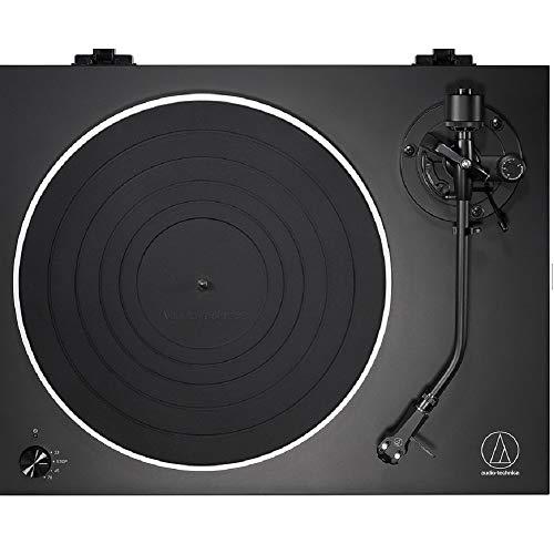Giradiscos Audio-Technica At-LP5X Color Negro, Alta Fidelidad de Tracción