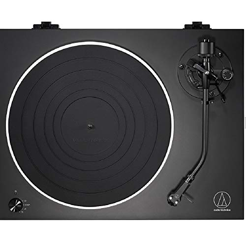 Giradiscos Audio-Technica At-LP5X Color Negro, Alta Fidelidad de Tracción