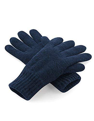 Suprafleece TM thinsulatetm gants , gants, des gants polaire, Tailles double taille beaucoup couleur - Bleu marine - bleu marine, Small