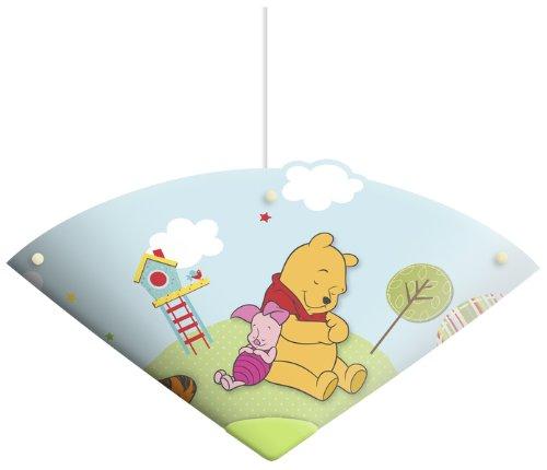 Spearmark Deckenleuchte Winnie Pooh Bär Himmelblau   60W   61523SUSP
