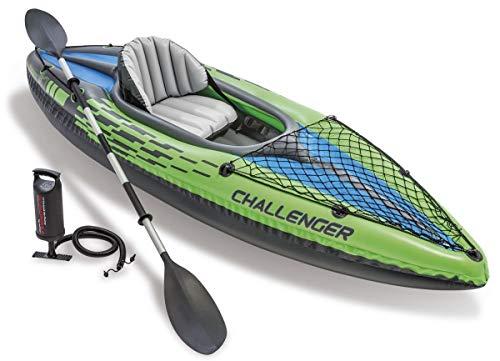 Intex Challenger K1 Kayak Kit
