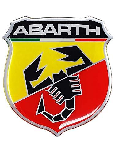 Abarth 21533 3D Aufkleber