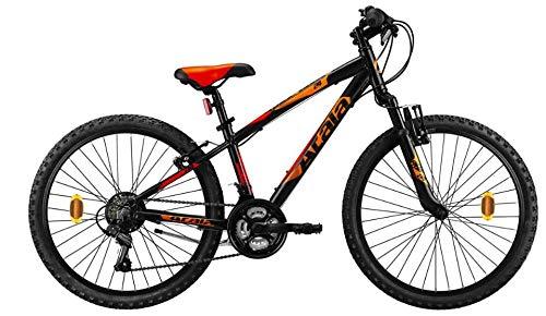 Atala Modello 2020 Mountain Bike Race Comp 24', Colore Nero - Arancio Misura Unica 33