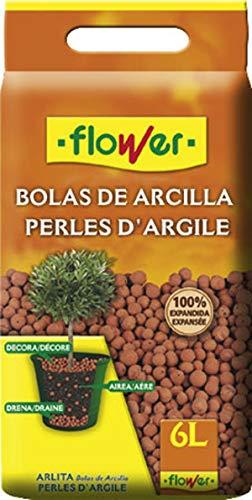 Flower Arlita, Bolas de Arcilla, 6 l