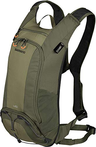SHIMANO Unzen II Trail Backpack 10 L Olive Green 2019 Rucksack