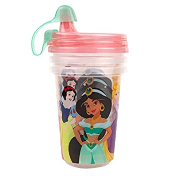 The First Years Disney Take & Toss Sippy 10 Ounce 3 Pack Princess
