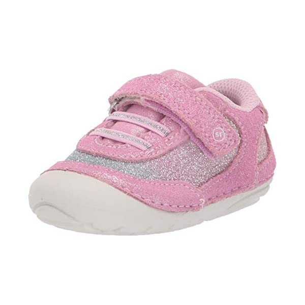 Stride Rite Soft Motion Baby and Toddler Girls Jazzy Athletic Sneaker