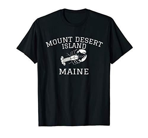 Mount Desert Island Maine Lobster product T-Shirt