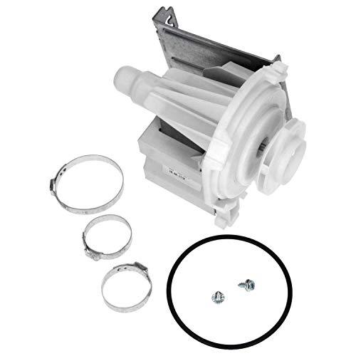 Wessper Ablaufpumpe Laugenpumpe Pumpe Magnet 80W für Spülmaschine Ignis ADL3352IX