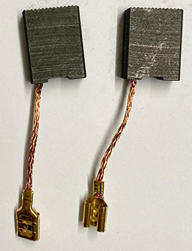 Carbon Brushes to fit Bosch 1607014130 1607014154 1607014168 1607014171 - D4