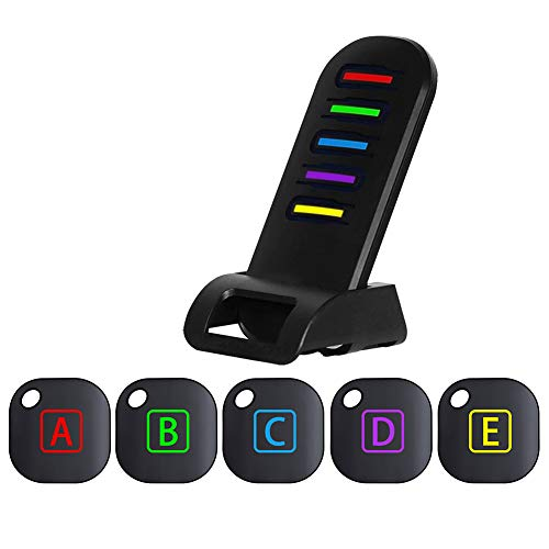 DMZH Wallet Alarm Locator Key-Finder GPS Tracker Anti-Lost Mini Smart Wireless Child Tag Bag