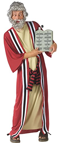 FunWorld Men's Moses & 10 Party Commandments Outfit Adult Fancy...
